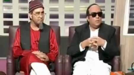 Khabarnaak (Chaudhry Shujaat Hussain Dummy) - 22nd November 2015