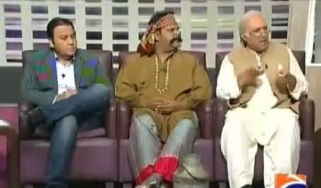 Khabarnaak (CM Punjab Shahbaz Sharif Dummy) - 6th November 2015