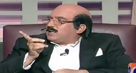 Khabarnaak (CM Sindh Qaim Ali Shah Dummy) – 24th May 2015