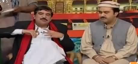 Khabarnaak (Comedy Show) - 12th May 2018