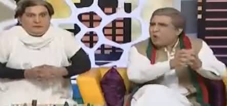 Khabarnaak (Comedy Show) - 14th July 2017