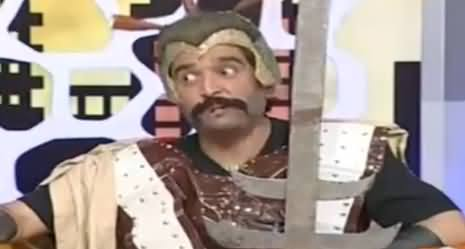 Khabarnaak (Comedy Show) - 14th May 2017