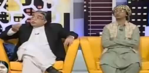 Khabarnaak (Comedy Show) - 15th April 2017