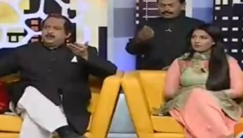 Khabarnaak (Comedy Show) - 16th April 2017