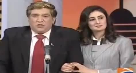 Khabarnaak (Comedy Show) - 17th March 2017