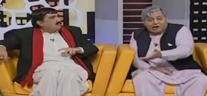 Khabarnaak (Comedy Show) - 17th May 2018