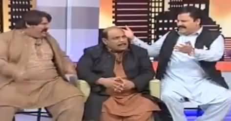 Khabarnaak (Comedy Show) - 18th March 2017