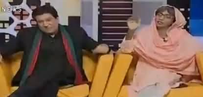 Khabarnaak (Comedy Show) - 19th April 2018