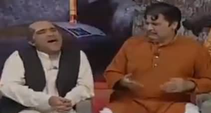 Khabarnaak (Comedy Show) - 19th July 2018