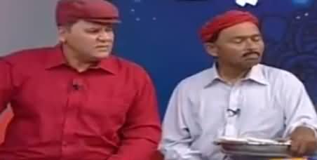 Khabarnaak (Comedy Show) - 1st July 2017
