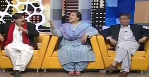 Khabarnaak (Comedy Show) - 20th April 2017