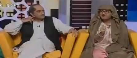 Khabarnaak (Comedy Show) - 20th April 2018