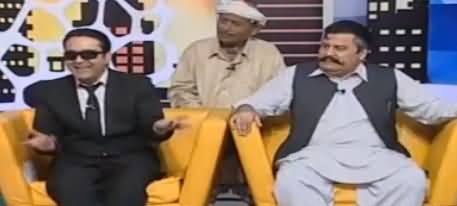 Khabarnaak (Comedy Show) - 22nd October 2017