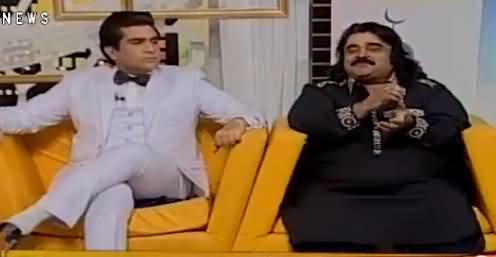 Khabarnaak (Comedy Show) - 23rd August 2018