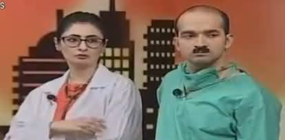 Khabarnaak (Comedy Show) - 24th May 2018