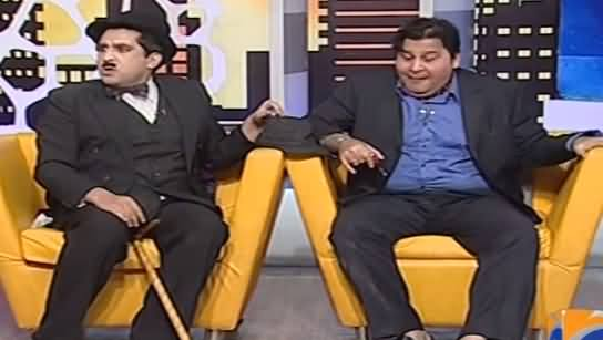 Khabarnaak (Comedy Show) - 24th May 2019