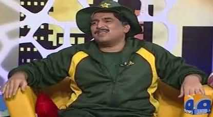 Khabarnaak (Comedy Show) - 25th August 2017