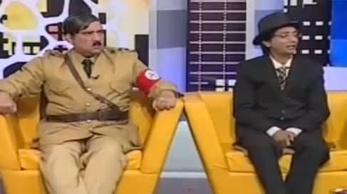 Khabarnaak (Comedy Show) - 28th May 2017