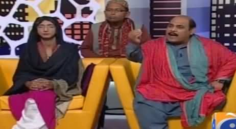 Khabarnaak (Comedy Show) - 28th September 2017