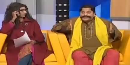 Khabarnaak (Comedy Show) - 29th December 2017