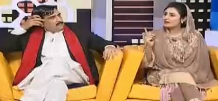 Khabarnaak (Comedy Show) - 29th March 2018