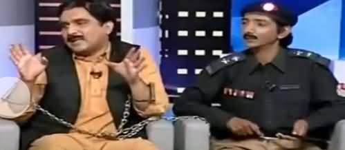 Khabarnaak (Comedy Show) - 2nd July 2017
