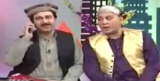 Khabarnaak (Comedy Show) - 30th April 2017