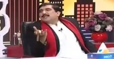 Khabarnaak (Comedy Show) - 6th October 2017