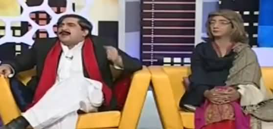 Khabarnaak (Comedy Show) - 7th April 2017