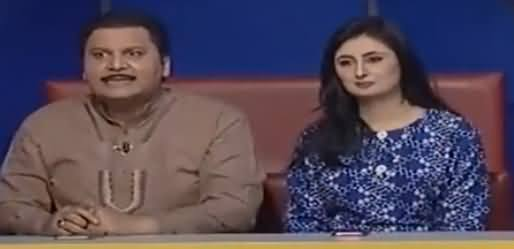 Khabarnaak (Comedy Show) - 7th April 2018