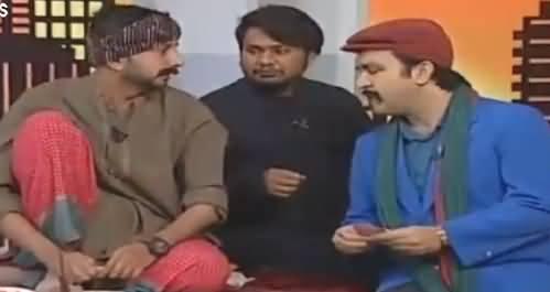 Khabarnaak (Comedy Show) - 8th June 2018