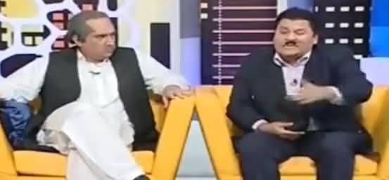 Khabarnaak (Comedy Show) - 9th April 2017
