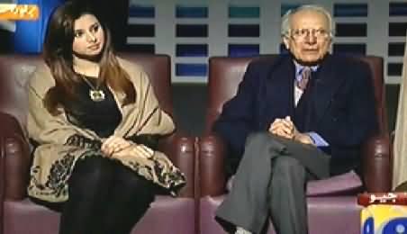 Khabarnaak (Dr. Mehdi Hassan & Madiha Naqvi) - 20th December 2014