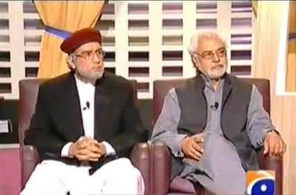 Khabarnaak Eid Special (Ayaz Amir and Zaid Hamid Dummy) - 18th October 2013