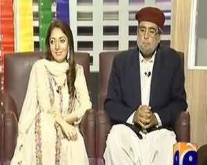 Khabarnaak Eid Special Day 3 (Zaid Hamid Dummy, Sharmila Farooqi) – 11th August 2013