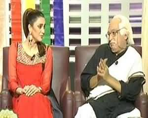 Khabarnaak EID Special (Fiza Ali And Anwar Maqsood Dummy) – 10th August 2013