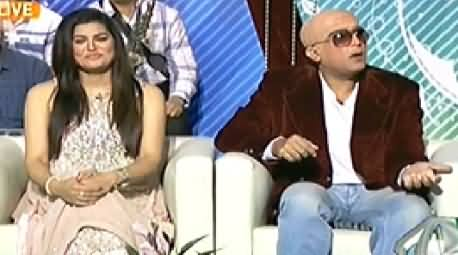 Khabarnaak Eid Special (Sofia Mirza & Ali Azmat Dummy) – 7th October 2014