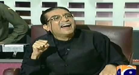 Khabarnaak (Ex President Asif Zardari Dummy) – 26th April 2014