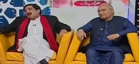 Khabarnaak (Guest: Mushahid Ullah Khan) - 15th June 2018