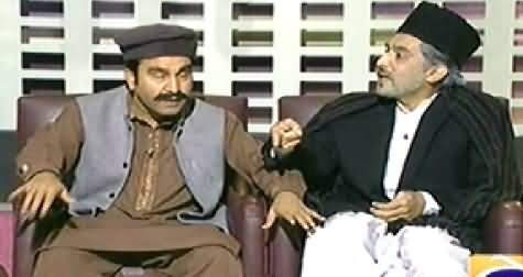 Khabarnaak (Hamid Karzai Dummy) – 11th April 2014