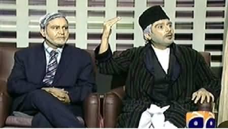 Khabarnaak (Hamid Karzai Dummy) - 22nd June 2014