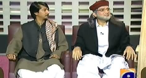 Khabarnaak (Zaid Hamid Dummy) – 25th May 2014