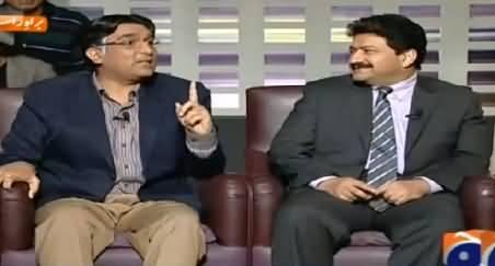 Khabarnaak (Hamid Mir and Pervez Musharraf Dummy) – 21st February 2015