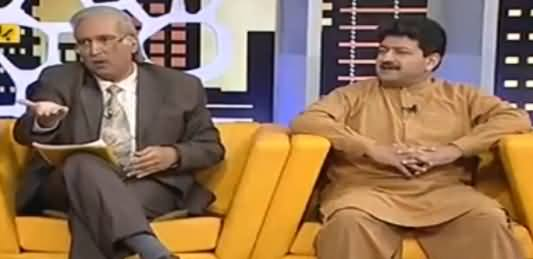 Khabarnaak (Hamid Mir & Mujeeb ur Rehman Shami) - 12th September 2016