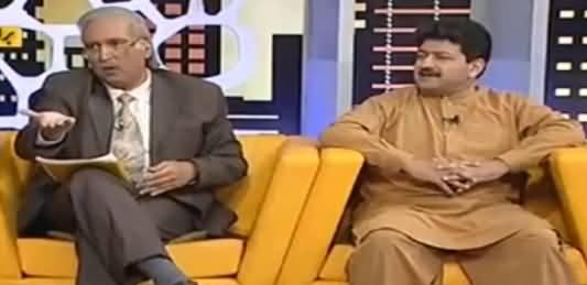 Khabarnaak (Hamid Mir & Mujeeb ur Rehman Shami) - 12th September 2016