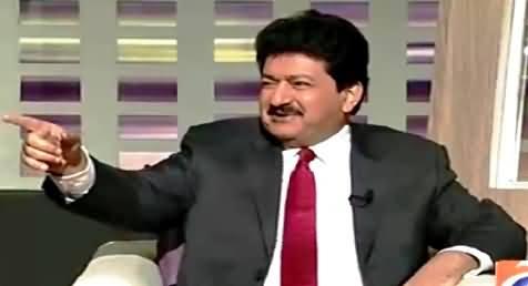 Khabarnaak (Hamid Mir Special Guest) – 2nd August 2015