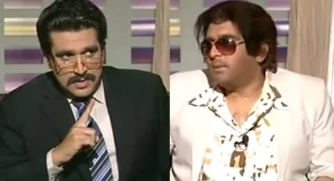 Khabarnaak (Iftikhar Ahmad & Shakti Kapoor Dummy) – 29th May 2015