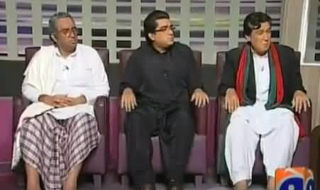 Khabarnaak (Imran Khan, Bilawal Zardari & Paresh Rawal Dummy) - 7th November 2015