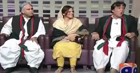 Khabarnaak (Imran Khan Dummy) – 12th November 2015