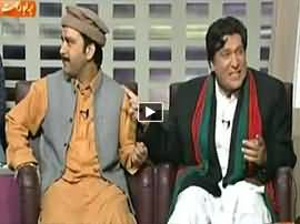 Khabarnaak (Imran Khan Dummy) - 1st November 2015